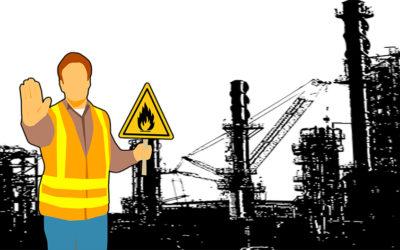 """CURSO """"Prevención de Riesgos Laborales en Entornos Petroquímicos"""""""