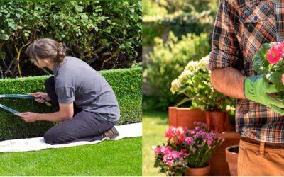 Curso práctico Jardinería